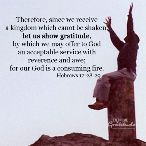 The Unshaken Kingdom