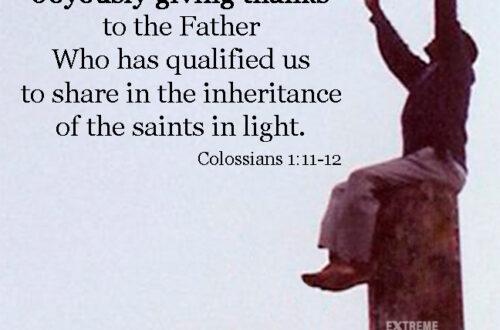Joyously Qualified